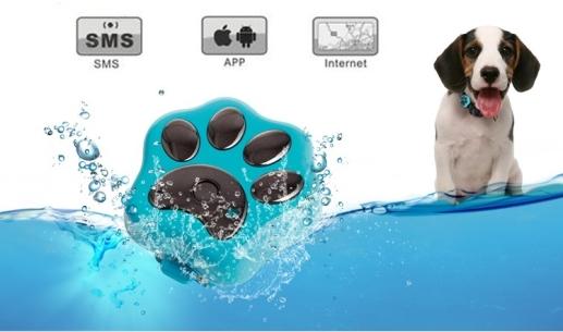 Vyhledávací zařízení - GPS lokátor pro psy a kočky