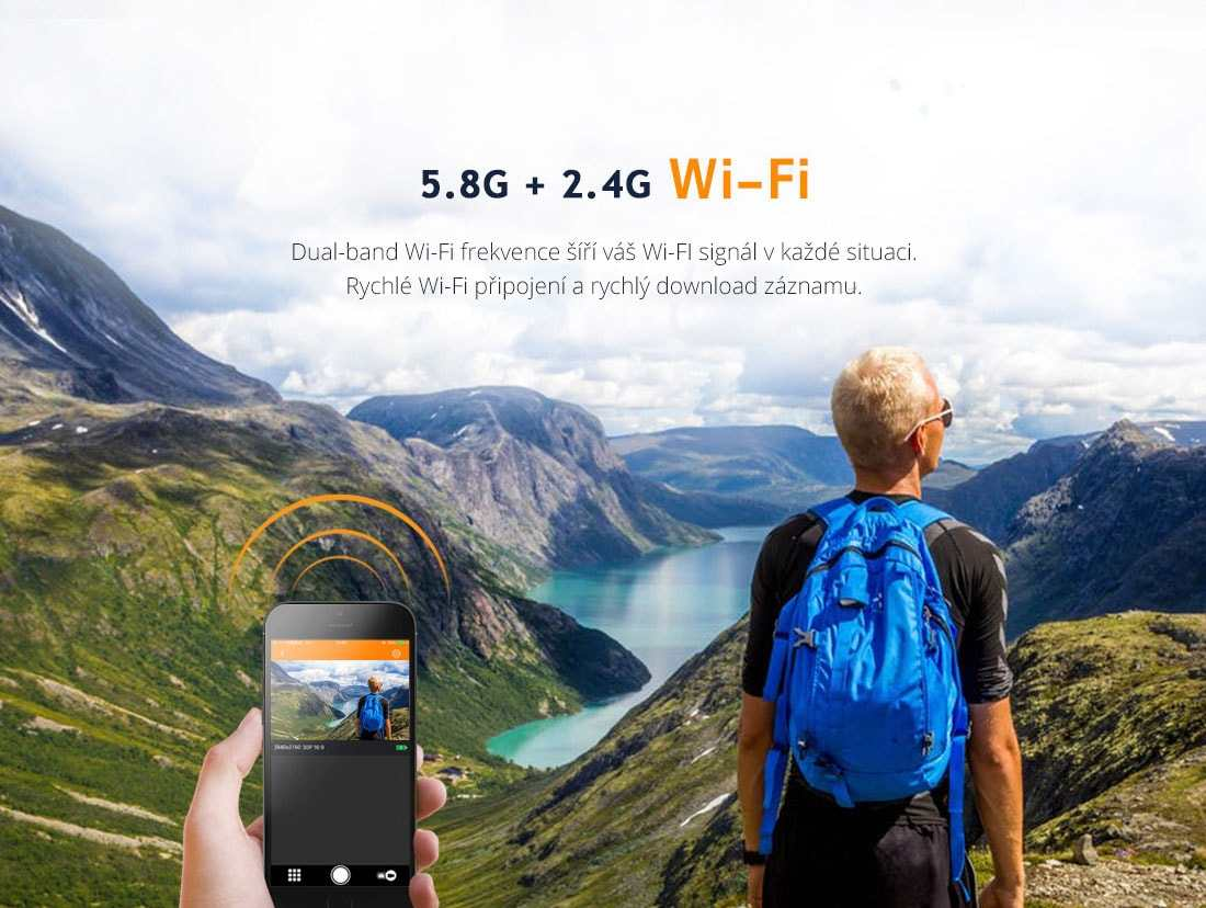gitup f1 4k video wifi