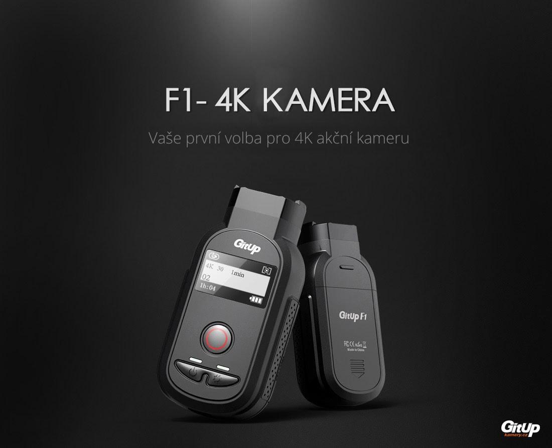 gitup f1 4k video
