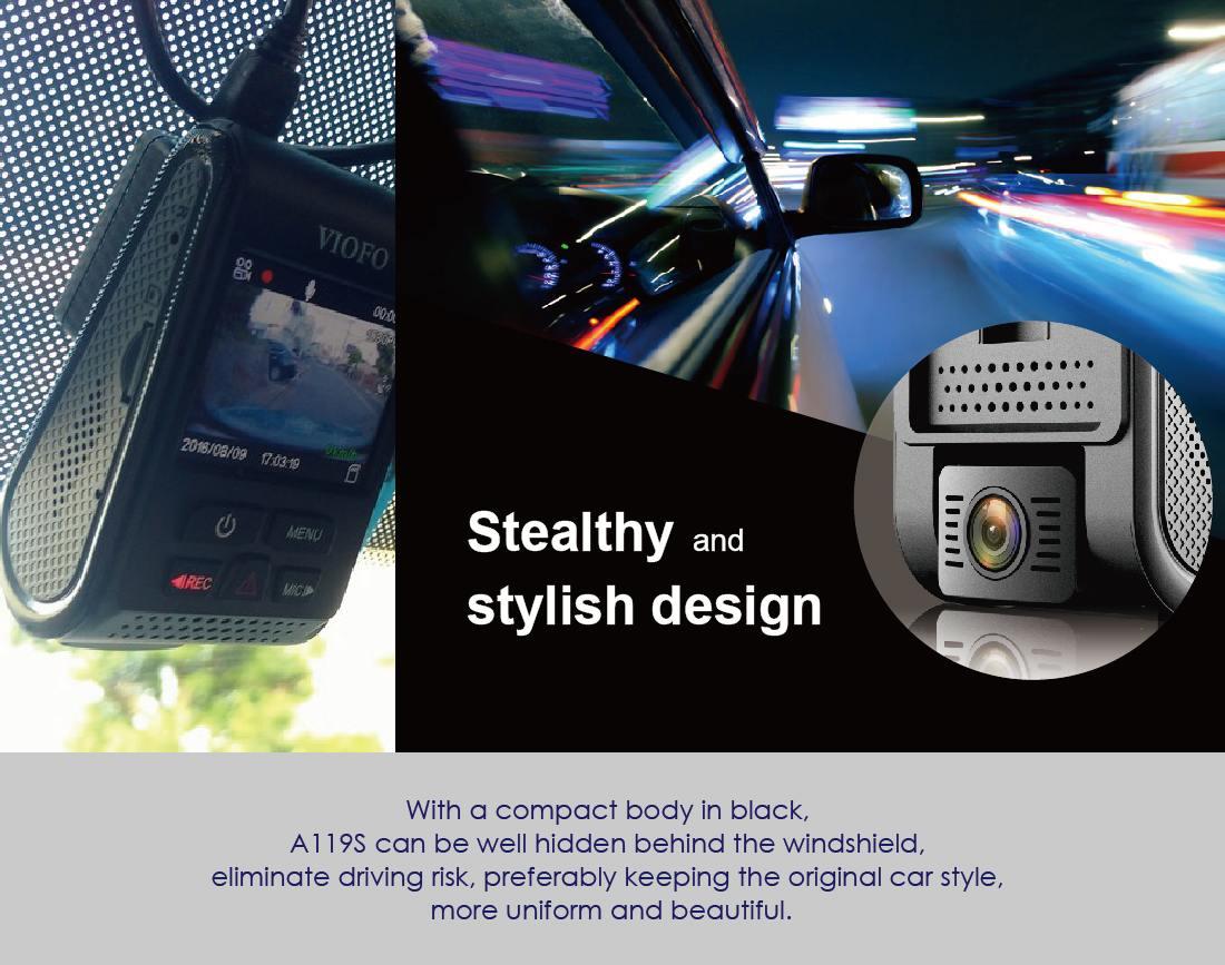Kamera Do Auta Gitup Viofo A119s Intercom Wiring Diagram Nejmen Autokamera
