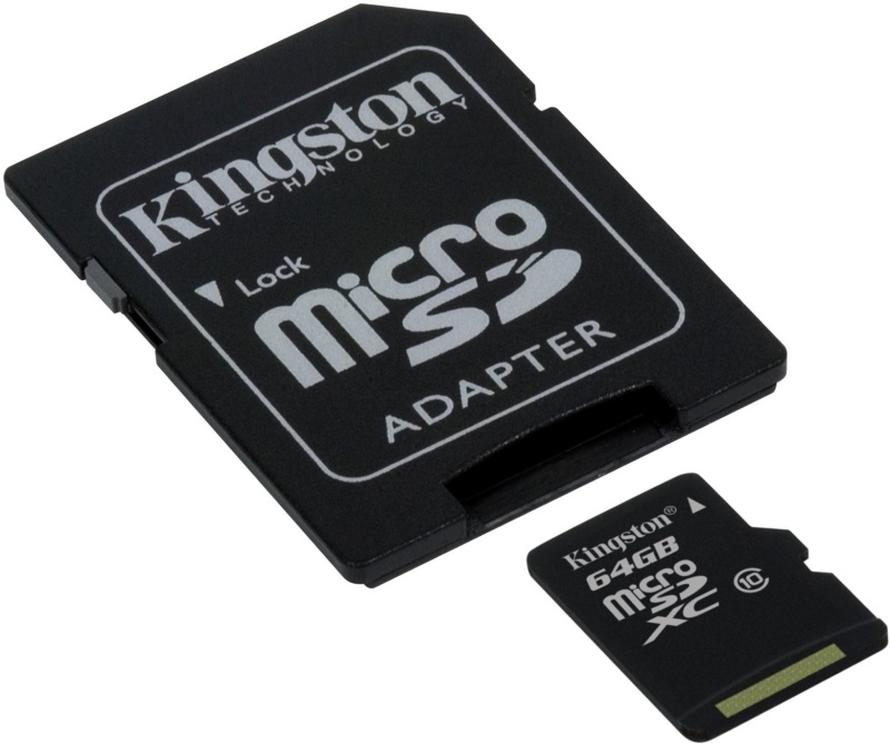 Paměťová karta Kingston 64 GB