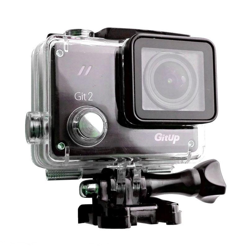 vodotěsné pouzdro sporotvní akční kamery Gitup